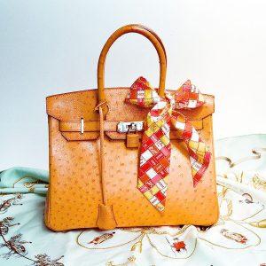 symbolische positionering hermès birkin bag