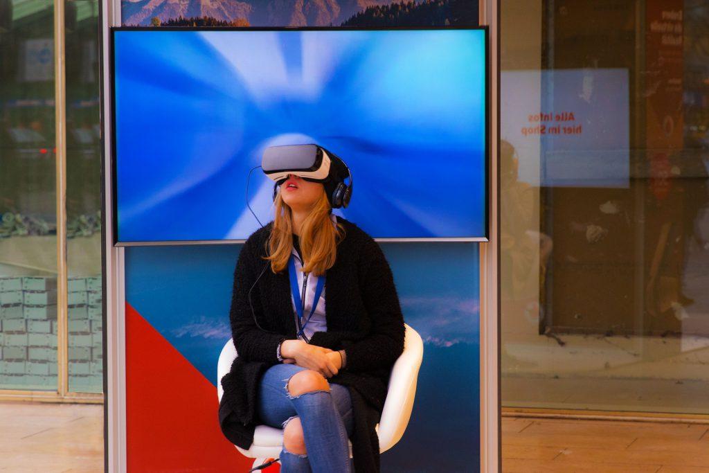 social media nederland virtual reality