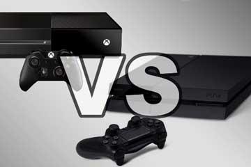 positionering nieuwe consoles