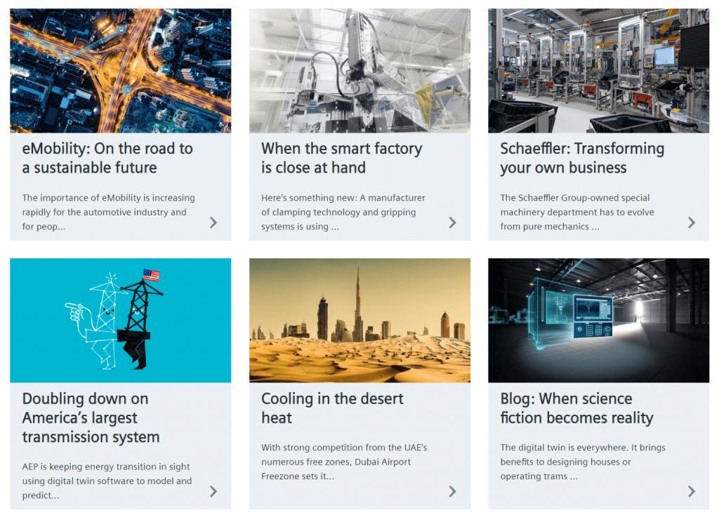 Creator merkarchetype marketing Siemens