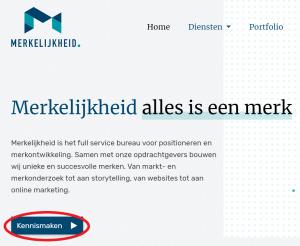 waarde conversie online marketing website