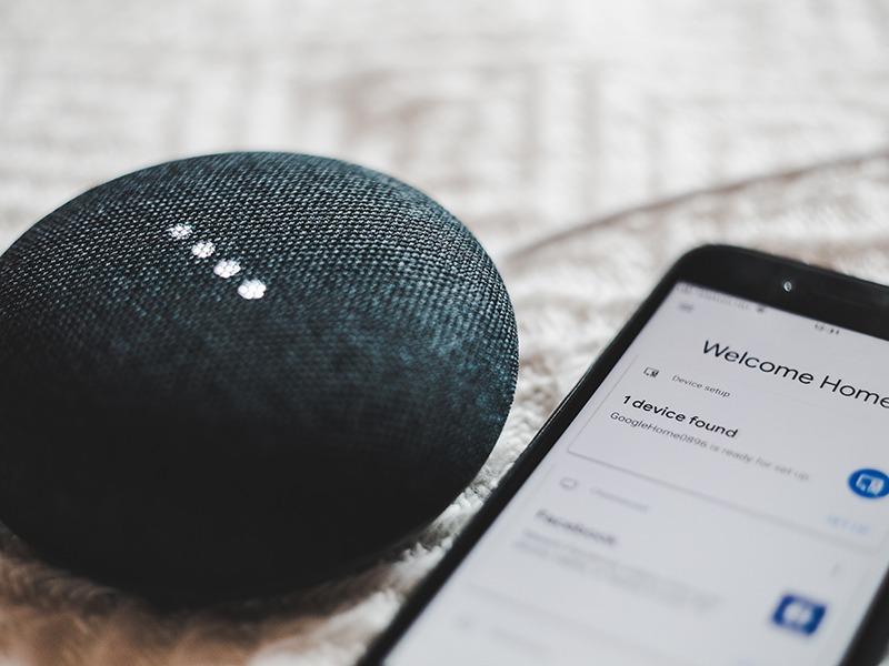 zoekintentie zoekwoorden onderzoek smart speaker